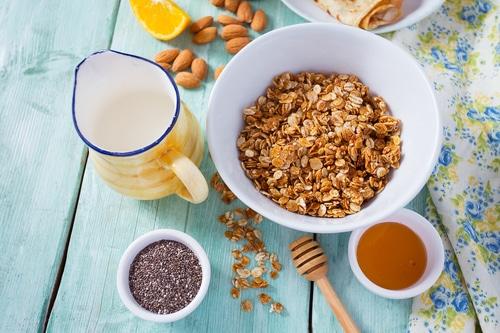 cereali per la colazione senza glutine